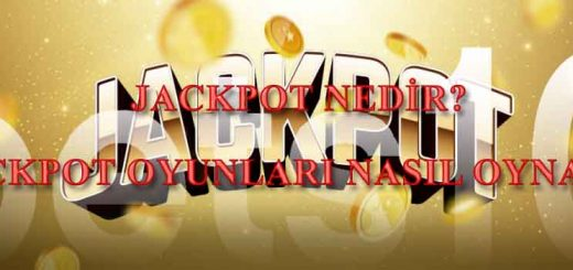 jackpot nasıl oynanır